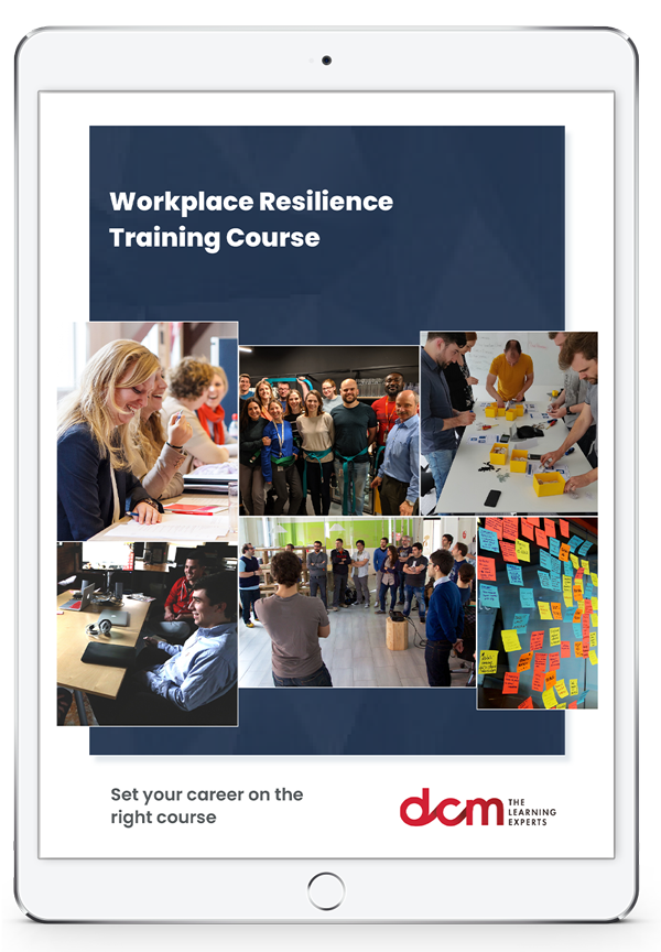Get the Workplace Resilience Training Course Brochure & 2021 Ireland Timetable Instantly